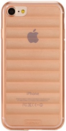 Remax Wave Design Back Case For Apple iPhone 7 Rose Gold