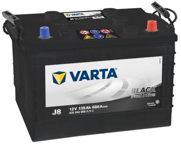 Varta ProMotive Black HD J8