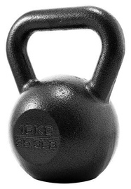 Giross ProIron Solid Cast Iron Kettlebell Black 16kg