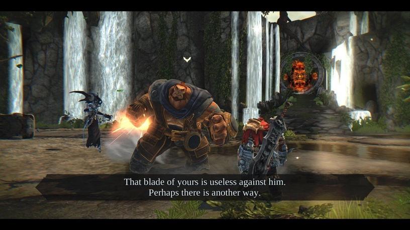 Darksiders Warmastered Edition PC