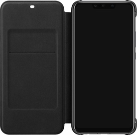 Huawei Wallet Cover Case Mate 20 Lite Black