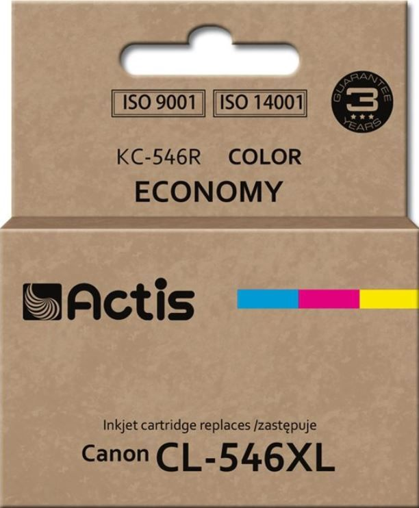 Actis Cartridge For Canon KC-546R MultiColor 15ml