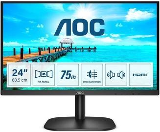 "Monitors AOC 24B2XDAM, 23.8"", 4 ms"