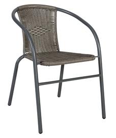 Dārza krēsls Home4You Bistro Grey