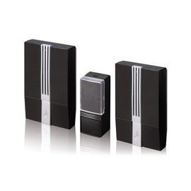 Durvju zvans Haushalt H-638-2-B Door Bell Black