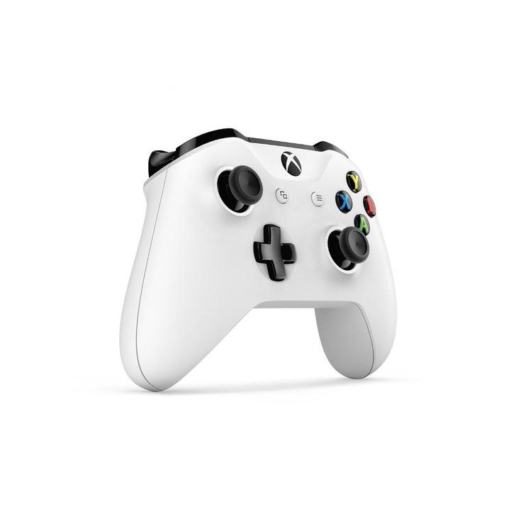 Microsoft Wireless Xbox One Controller White