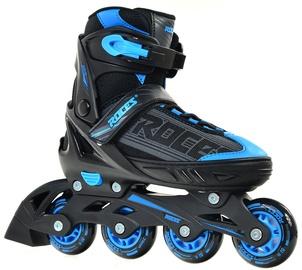 Ролики Roces Jokey 1.0 Boy 400810 01 Black/Blue, 30-33