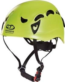 Alpīnistu ķivere Climbing Technology Galaxy, zaļa, 50 cm