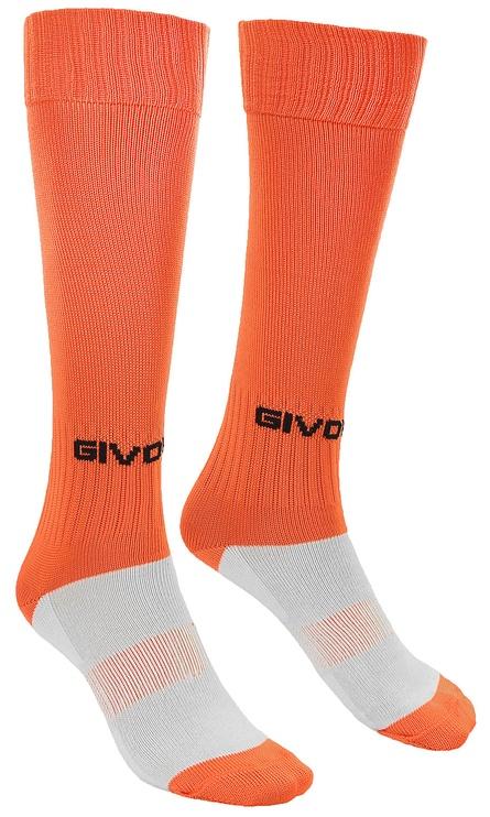 Zeķes Givova Calcio Senior Orange, 1 gab.