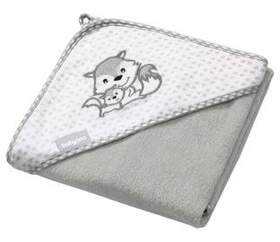 BabyOno Hooded Towel 100x100cm Beige