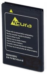 Acura Analog Battery For Nokia 6500s/7900 Prisma 1050mAh