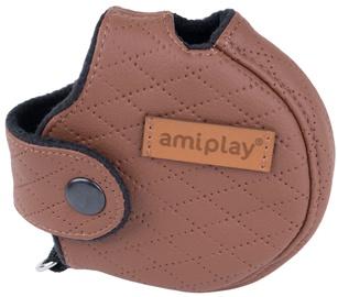 Amiplay Cambridge Infini Retractable Leash Cover XL Brown