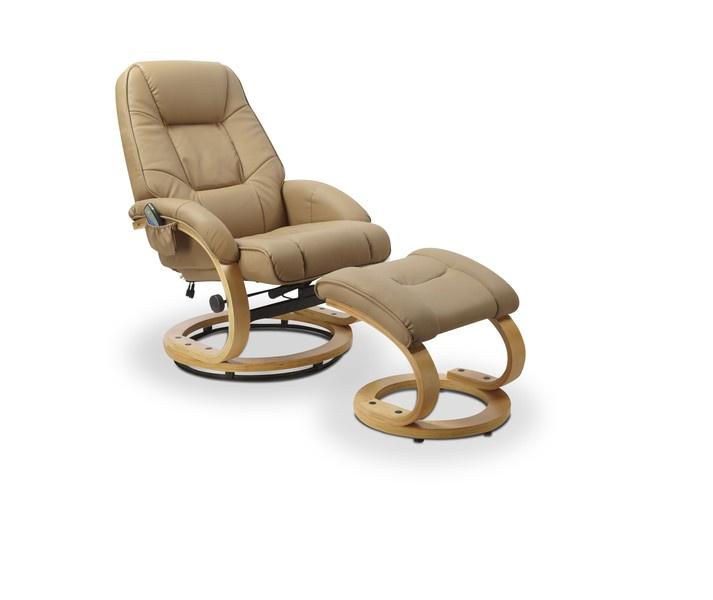 Atzveltnes krēsls Halmar Matador Beige, 76x71x103 cm