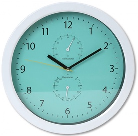 Platinet Summer Wall Clock 42573 Green