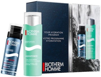 Biotherm Homme Aquapower Oligo-thermal Care 75ml + 50ml Foam Shaver
