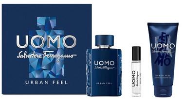 Набор для мужчин Salvatore Ferragamo Uomo Urban Feel 3pcs Set EDT