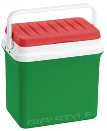 Холодильный ящик Gio'Style Dolce Vita 11309413 Red/Green, 22.5 л