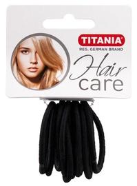 Titania Hair Bands 9pcs Black