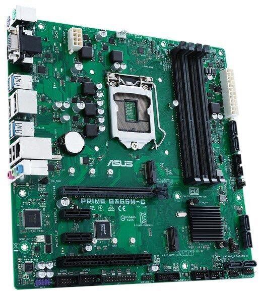 Mātesplate Prime B365M-C/CSM