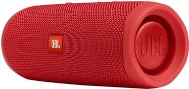 Bezvadu skaļrunis JBL Flip 5 Red, 20 W