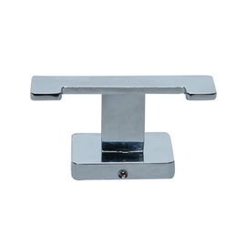 Gedy Atena Bathroom Hook Chrome