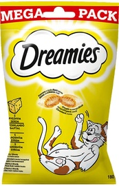 Dreamies Cat Snacks 180g Cheese