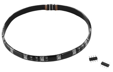CableMod WideBeam Magnetic RGB LED Strip 30cm