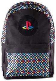 Licenced Retro Playstation Backpack Black