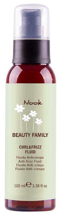 Nook ECO Beauty Curl & Frizz Fluid Leave In 100ml