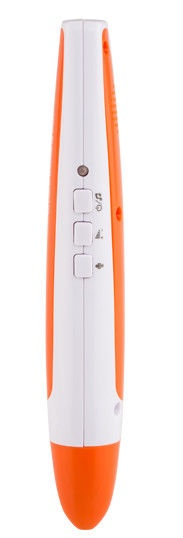 Interaktīva rotaļlieta eSTAR Smart Reading Pen Orange, EN