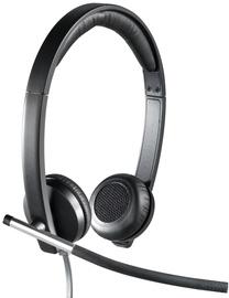 Наушники Logitech H650e, черный