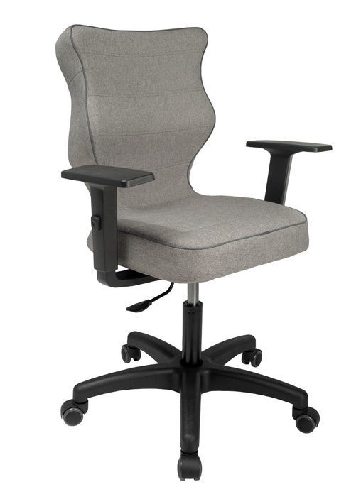 Entelo Uni Office Chair TW03 Light Grey
