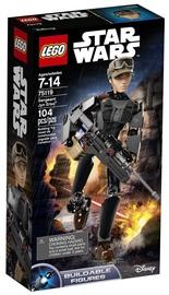 Конструктор LEGO Star Wars Sergeant Jyn Erso 75119 75119, 104 шт.
