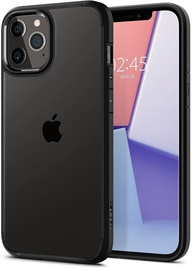 Spigen Ultra Hybrid Back Case For Apple iPhone 12/12 Pro Matte Black
