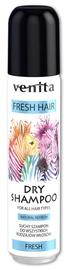 Sausais šampūns Venita Dry Shampoo 75ml Fresh