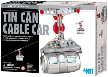 4M Fun Mechanics Tin Can Cable Car 3358