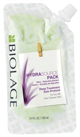Маска для волос Matrix Biolage HydraSource Deep Treatment, 100 мл