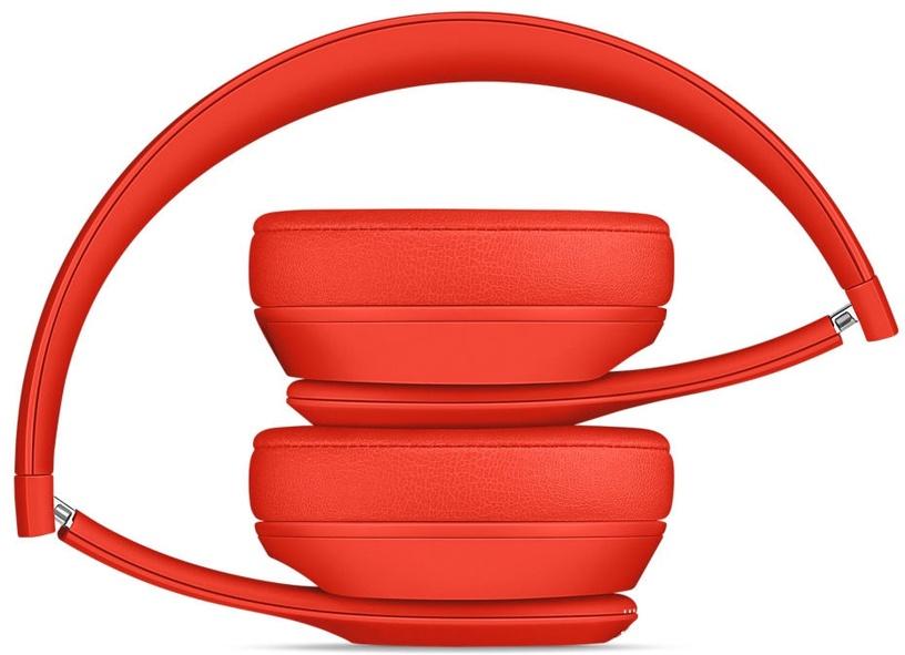 Беспроводные наушники Beats Solo3 Wireless, красный