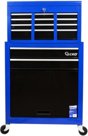 Geko Service Tool Cabinet 6 Drawers