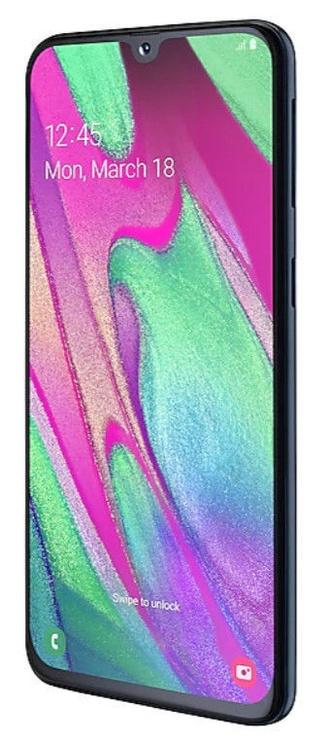 Samsung Galaxy A40 SM-A405F Dual Black Enterprise Edition