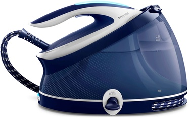 Гладильная система Philips IronPerfectCare Aqua Pro GC9324/20 White/Blue