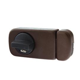 Lob Door Lock TRB/TB61-12 Brown