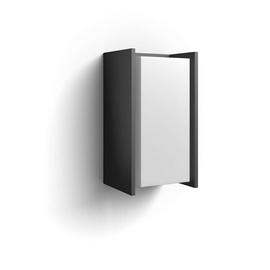 Lampa sienas turaco antracīts 1x9,5w (philips)