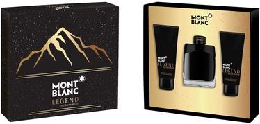 Mont Blanc Legend For Men 3pcs Set 300ml EDP