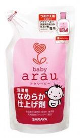 Arau Baby Detergent Rinse Refill 440ml