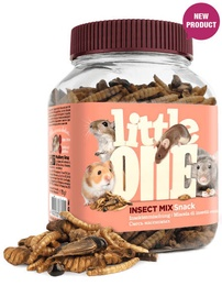 Mealberry Little One Insect Mix Snack 75g