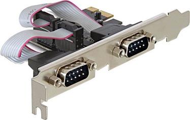 Delock PCI-E to 2 x RS232