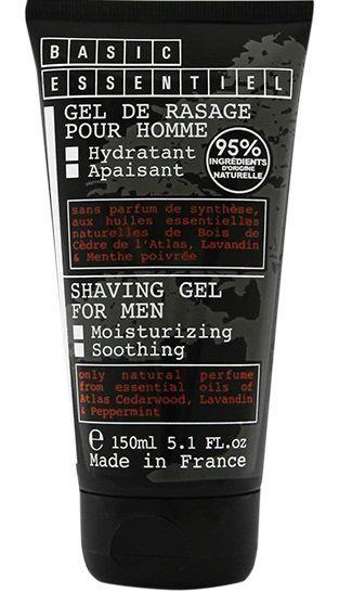 Basic Essentiel Shaving Gel 150ml