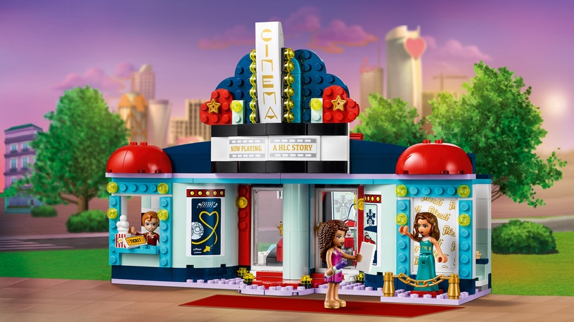 Constructor LEGO Friends Heartlake City Movie Theater 41448
