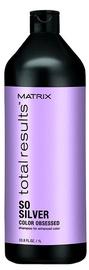 Matrix Total Results So Silver Shampoo 1000ml